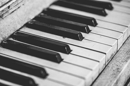 पियानो सीखने संगीत सिंथेसिया संगीत शीट मिडी फ़ाइल