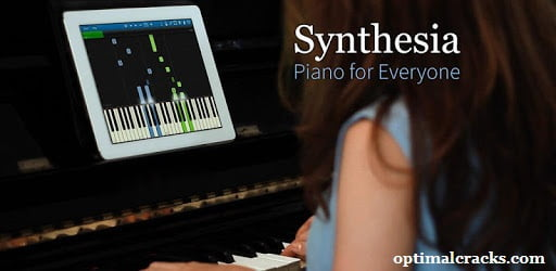 learning music with Synthesia